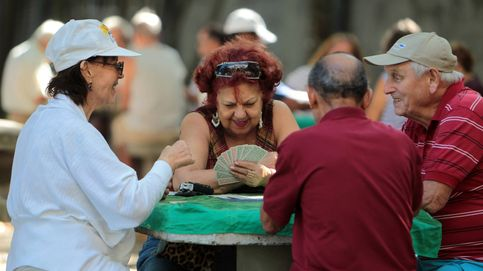La pensión media del jubilado autónomo es  un 24% más que en 2008