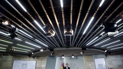 El 'president' de la Generalitat, Mariano Rajoy y los nueve logros del separatismo