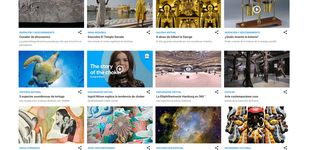 Post de Miles de años de inventos en la mayor exposición virtual de Google