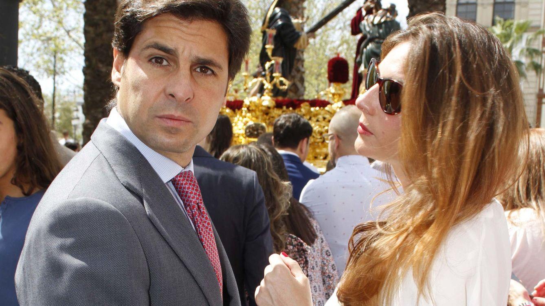 Foto: Francisco Rivera y Lourdes Montes en una imagen de archivo (Gtres)