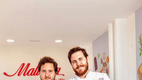 Pablo y Jacobo Moreno (Pastelerías Mallorca): La receta del tortel nunca nos ayudó a ligar