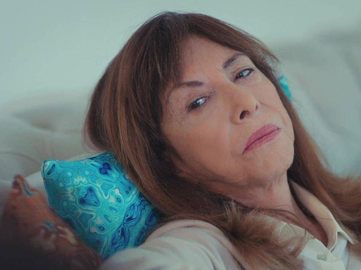 Foto:  La actriz Hümeyra, en 'Mujer'. (Atresmedia)