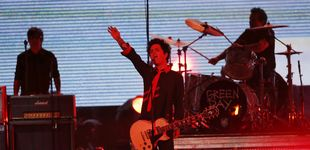 Post de Green Day en directo: