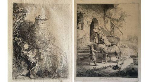 Rembrandt inédito en el Museo Lázaro Galdiano