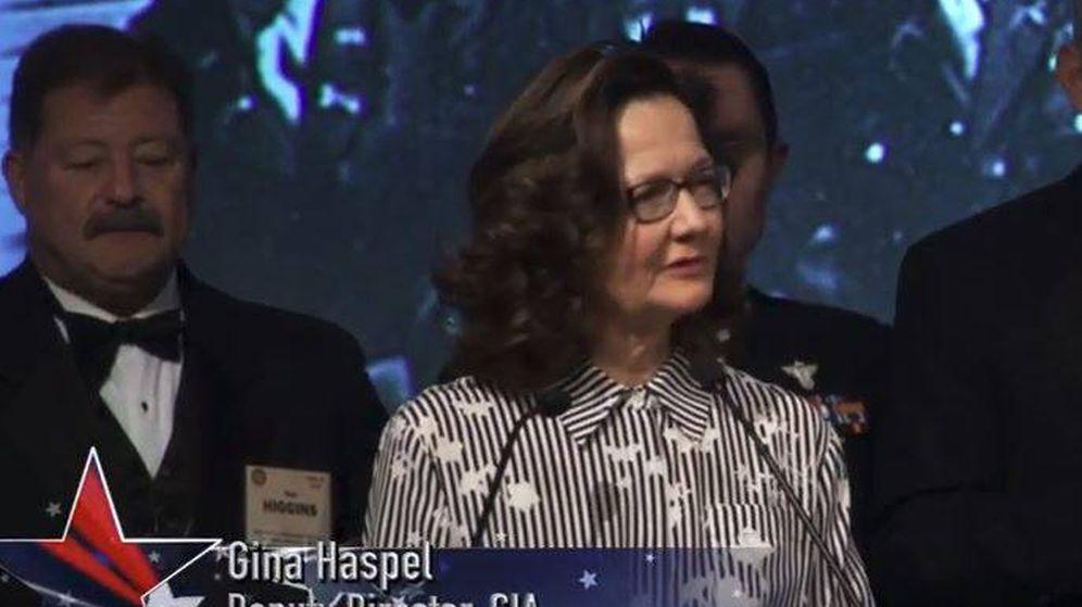 Foto: Gina Haspel, subdirectora de la CIA y ahora designada directora de la agencia. (YouTube)