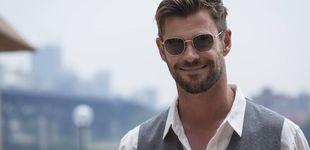 Post de Chris Hemsworth se convierte en un hombre del tiempo por casualidad