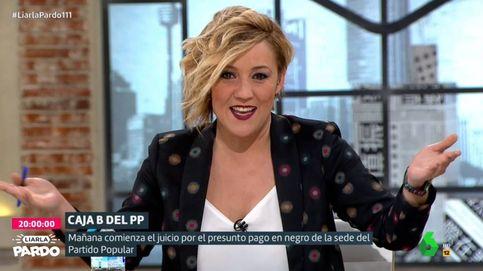 El dardo de Cristina Pardo en La Sexta sobre el caso Bárcenas