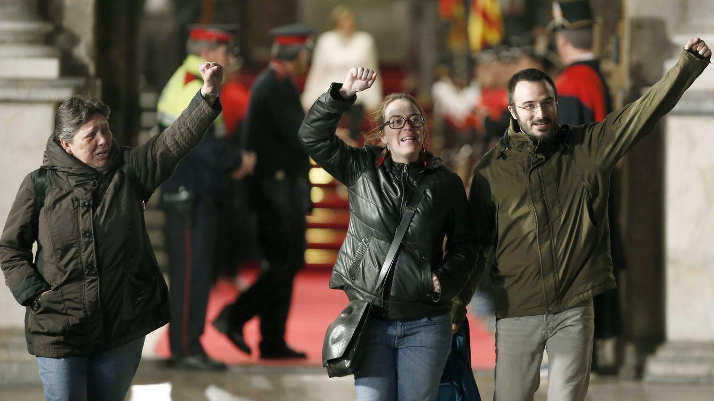 La CUP apuesta por okupar segundas viviendas... de sus propios diputados