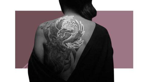 Lo que significa (y lo que oculta) el tatuaje de Rocío Carrasco del que todos hablan