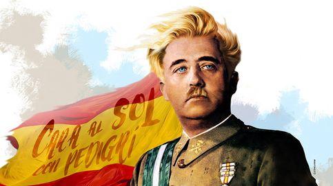 La raza hispana de Franco