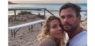 Post de Elsa Pataky y Chris, de nuevo de vacaciones en el País Vasco (este año, solo por placer)