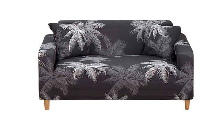 Funda de sofá elástica Hotniu de bonitos estampados