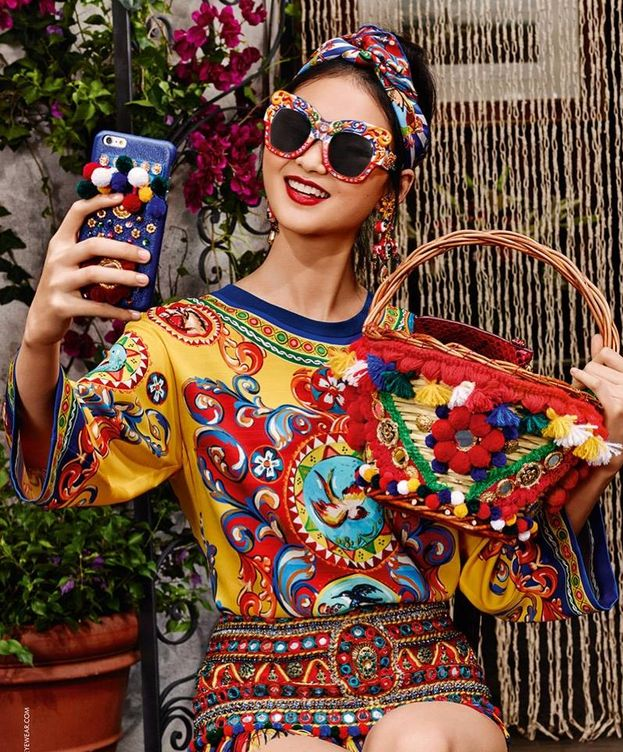 Foto: Allá donde fueras... (Foto: Dolce & Gabbana)