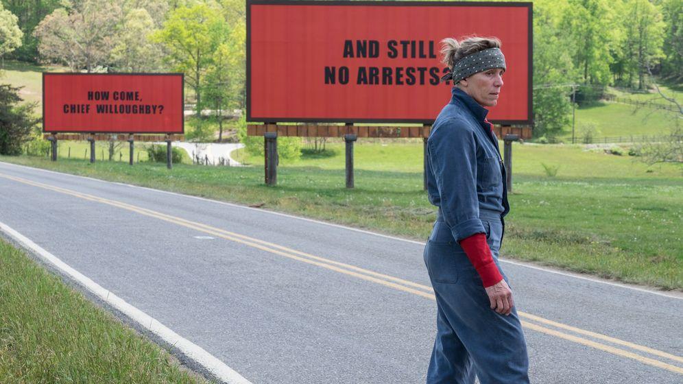 Foto: 'Tres anuncios a las afueras', nominada a los Oscar   EFE