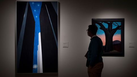 Georgia O'Keeffe a lo grande: la primera gran retrospectiva llega al Thyssen