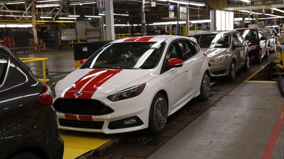 Foto: Fábrica de Ford. (EFE)