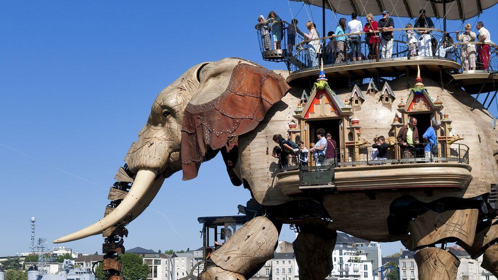 Nantes: Julio Verne y mucho más