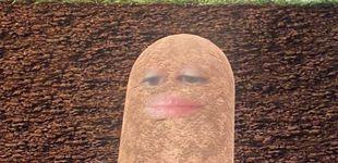 Post de Se vuelve viral tras convertirse en 'Miss Potato' en una reunión de la empresa
