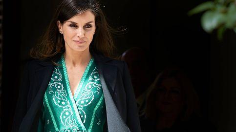 El vestido que 'comparten' Letizia y Sonsoles Ónega y la broma que se ha viralizado