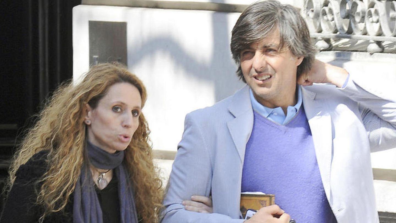 Yolanda García Cereceda y su marido, Jaime Ostos. (Gtres)