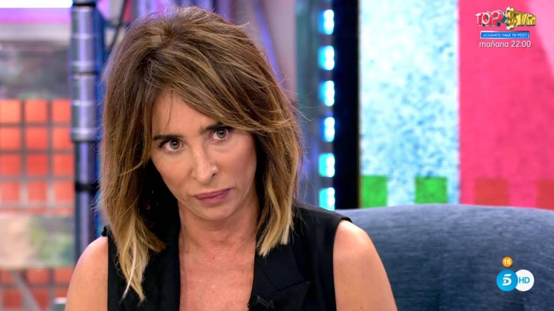 María Patiño. (Telecinco).