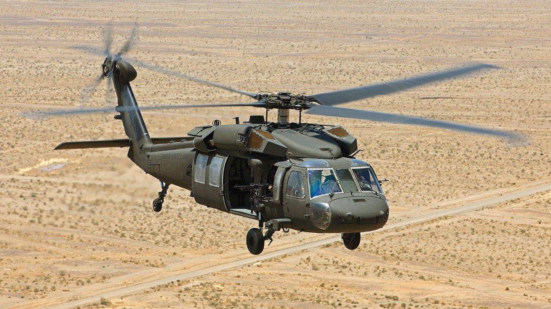 UH-60M Black Hawk, uno de los modelos que podría sustituir el SB-1 (Foto: Lockheed Martin)