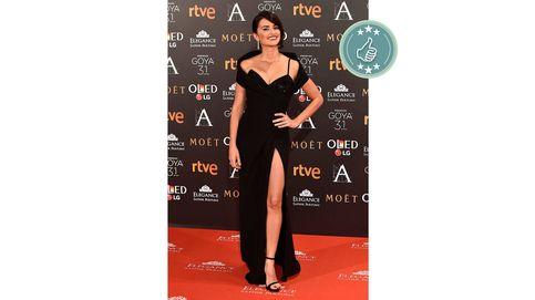 Las mejor y peor vestidas de la alfombra roja de los Premios Goya 2017