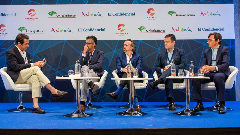 El foro 'Turismo: la innovación como clave de competitividad', en imágenes. (Pinche para ver el álbum)