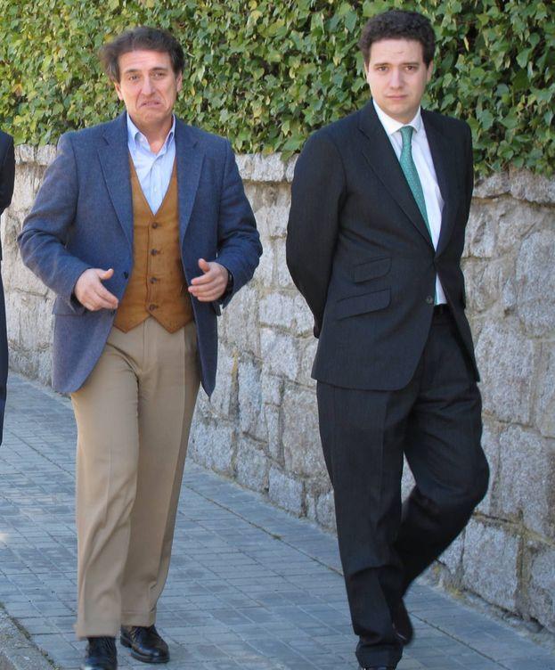 Foto: José Conesa, a la izquierda, en una foto de archivo.