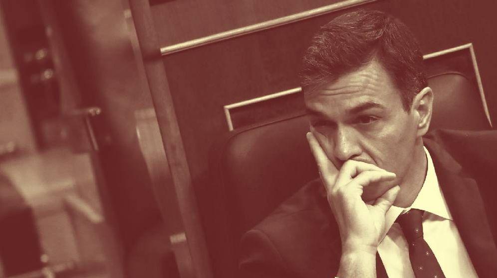Foto: El presidente del Gobierno, Pedro Sánchez, en el Congreso de los Diputados. (Reuters)