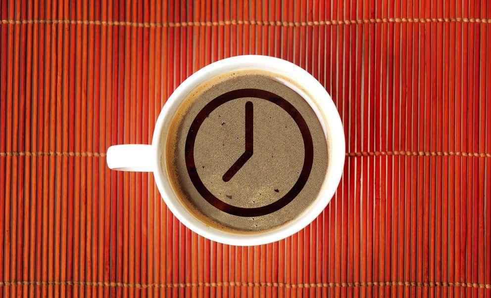 Foto: Los efectos del café varían en función de la hora del día en que se ingiera. (iStock)