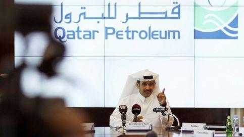 Qatar aumenta su producción de gas un 33% en respuesta al bloqueo de Arabia Saudí