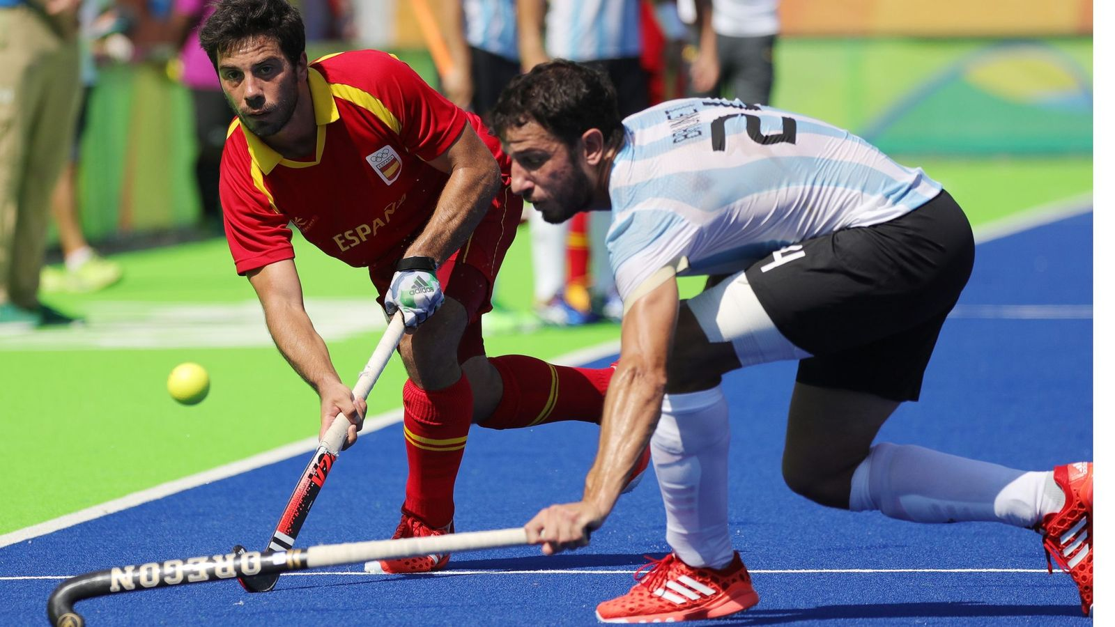 Foto: Olympic games 2016 field hockey