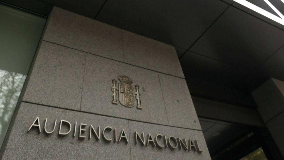 Foto: Sede de la Audiencia Nacional. (EFE)