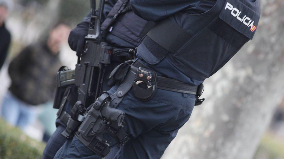 Foto: Imágenes de recurso de agentes de Policía. Foto: Policía Nacional