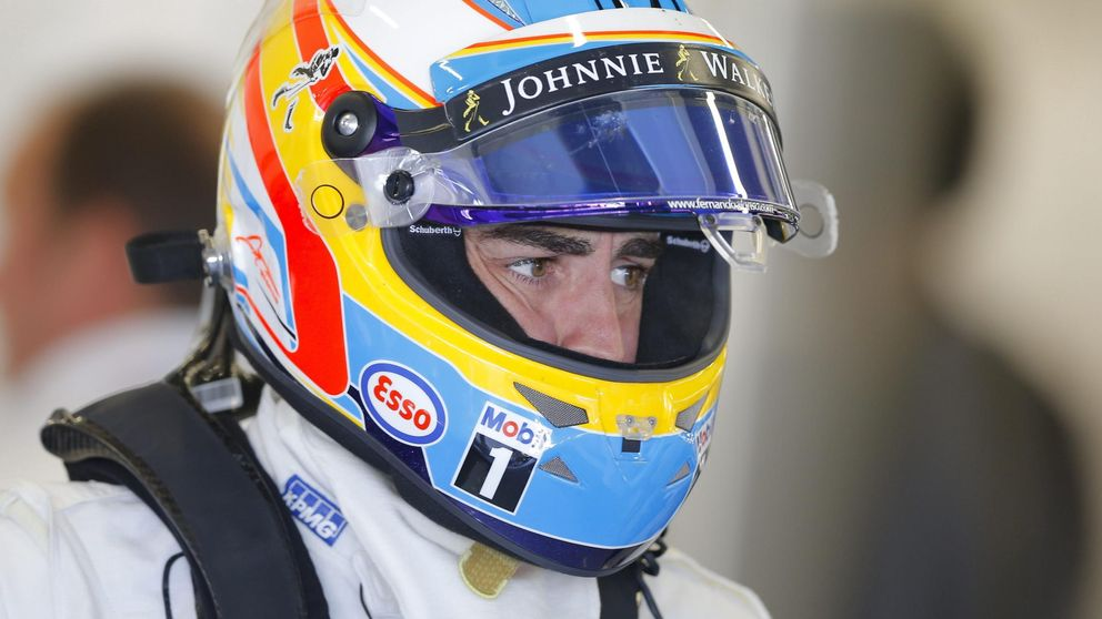 """Alonso: """"El que se frustre, que apague la tele hasta 2016 o la encienda en Japón..."""""""