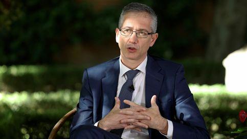 Hernández de Cos: La vivienda en el IPC solo añadirá un poquitín más de volatilidad