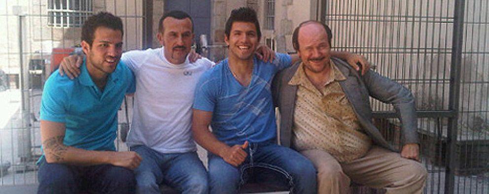 Agüero y Fábregas, actores en la cuarta entrega de 'Torrente'