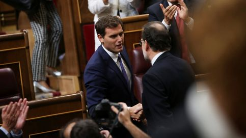Ciudadanos, en la trampa de Rajoy