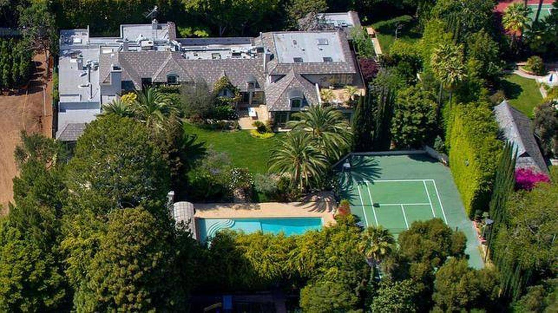 La casa de Madonna en Berverly Hills. (Gtres)