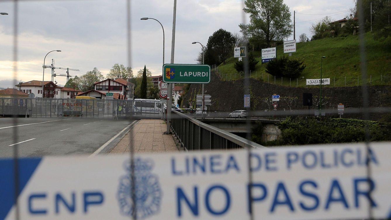 Interior envía a Irún al 'geo' de Extranjería para frenar la migración hacia Francia