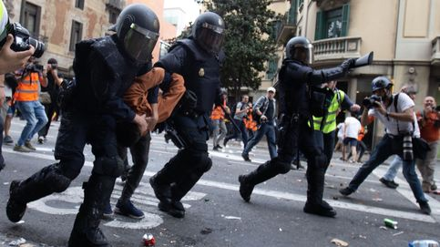 Última hora en Cataluña, en directo | Nuevas cargas en las protestas de Barcelona