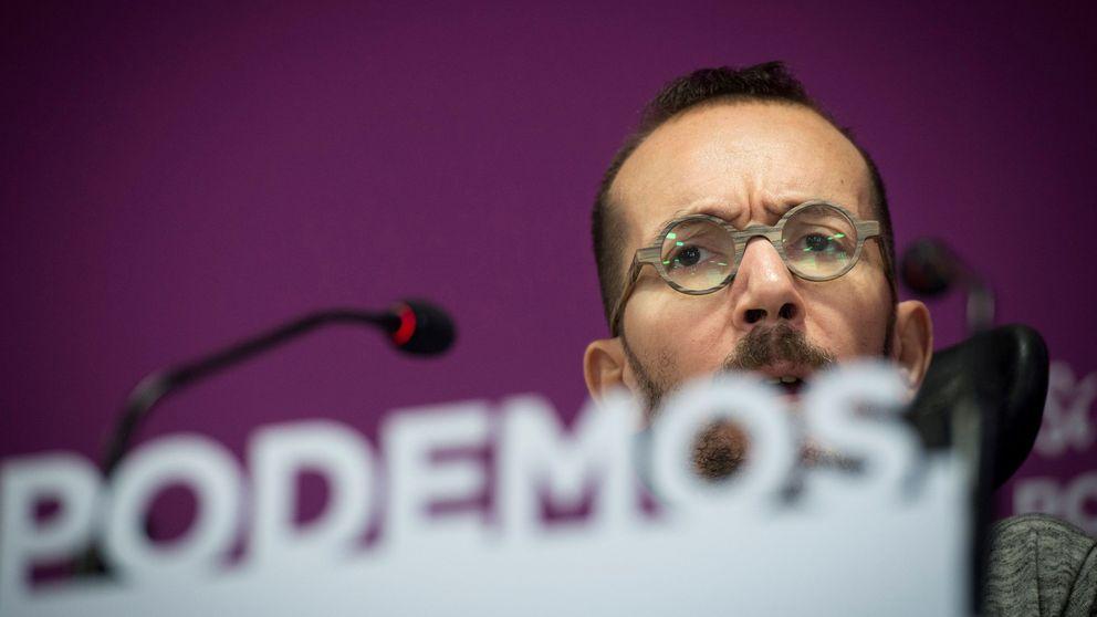 Vox se querella contra Echenique y Teresa Rodríguez por calumnias e injurias