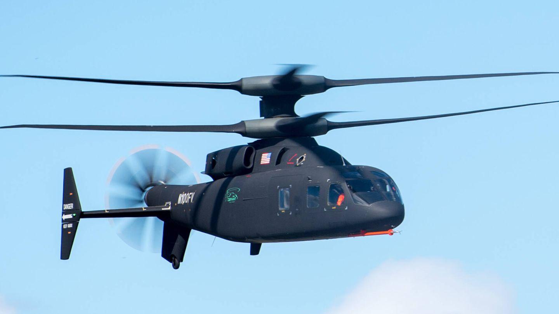 Sikorski-Boeing Defiant, el sucesor del X2 (Sikorski-Boeing)