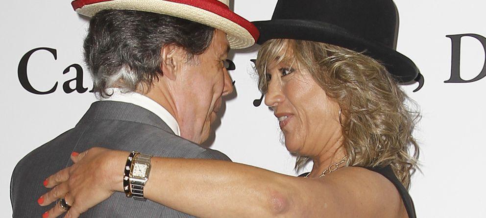 Ignacio González, Esperanza Aguirre y Gloria Camila unidos por un bombín