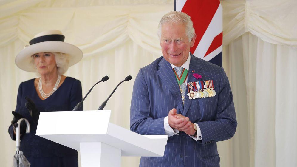 Foto: El príncipe Carlos, en una imagen reciente. (EFE)