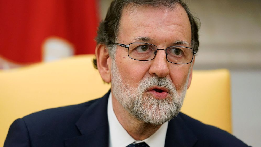 Foto: Mariano Rajoy. (Reuters)