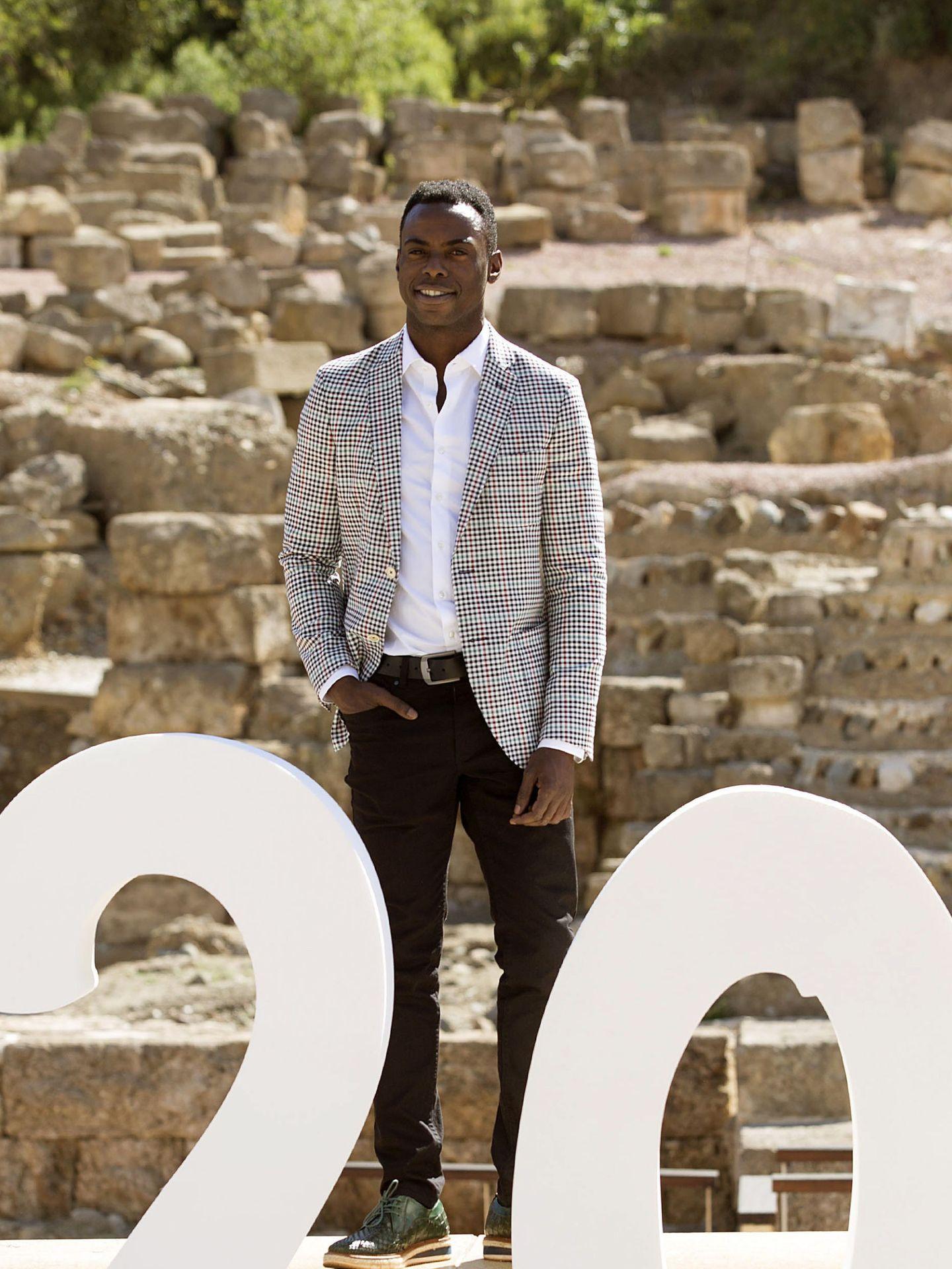 El actor Boré Buika. (EFE)