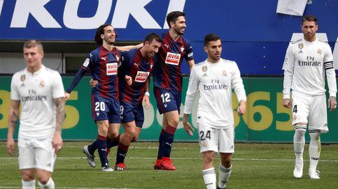 Real Madrid - Eibar en directo: resumen, goles y resultado