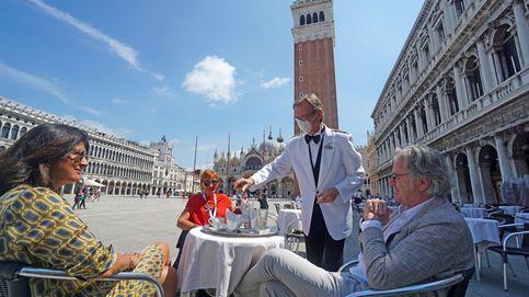 Los turistas (y las colas interminables) vuelven a las calles de Venecia